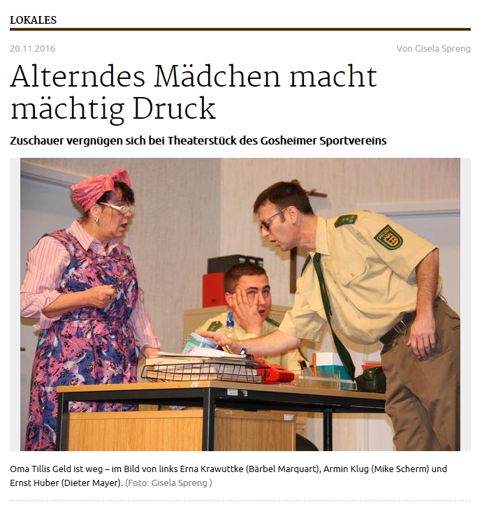 Pressebericht Theater 2016 1